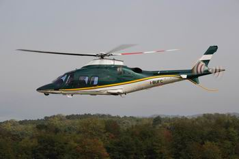 Michaniki S.A. Orders an AgustaWestland Grand Helicopter