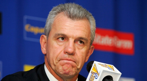 Mexican manager Javier Aguirre (Photo by Mexsport)