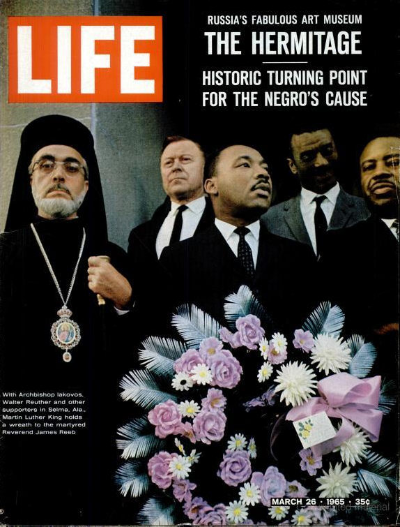 March 26, 1965 Life Magazine Cover (from Google Books)