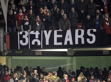 Towards 35 years...
