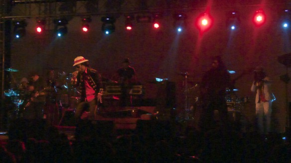 Thievery Corporation at Technopolis, Heraklion, Greece, Aug 1, 2012
