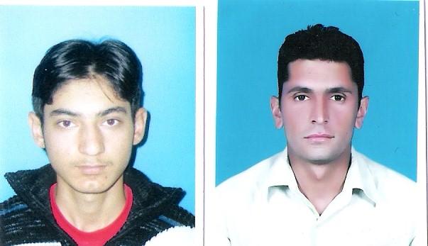 Anwar Hamayun, 18,5 ετών και Ahmed Wakar, 33 ετών
